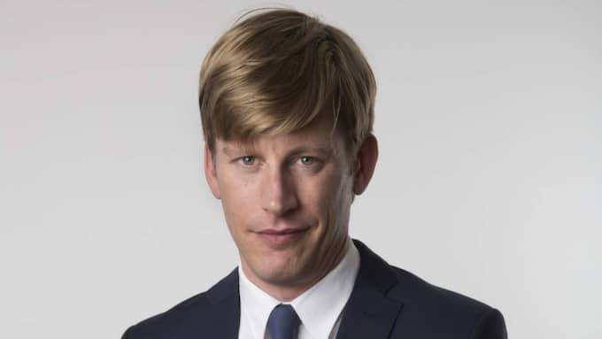 Robert Börjesson. Foto: Ylwa Yngvesson