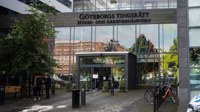 Den 10 februari förra året åtalades kvinnan, som är i 50-årsåldern, vid Göteborgs tingsrätt. Hon var då misstänkt för två fall av olovlig körning och grovt rattfylleri. Foto: Anders Ylander