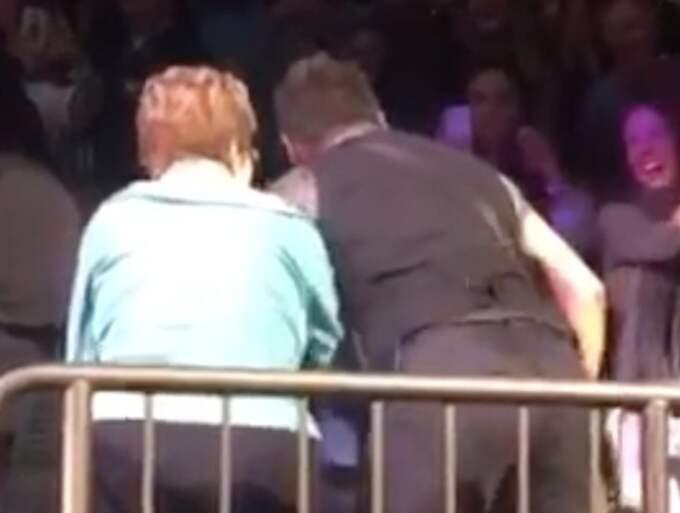 Bruce och mamma Adele, 90.