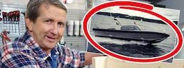 Martin Timell säljer sin lyxbåt för miljonbelopp