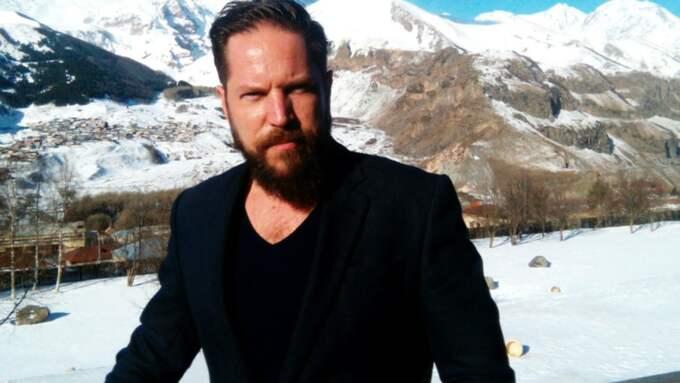 Thomas Engström flyttade till Georgien och har börjat att förstå de konservativa britter som vill lämna EU. Foto: Privat