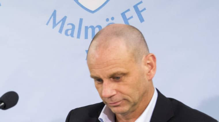 MFF:s ordförande Håkan Jeppsson. Foto: Tomas Leprince