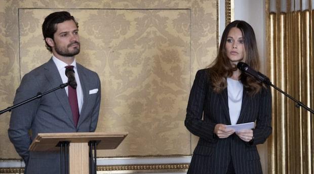 """Prinsessan Sofias känslosamma tal: """"Vissa har valt att inte leva vidare"""""""