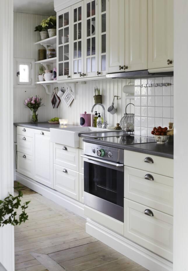Pastell Koket : Logg till pastell for lite vorstomning i koket  Leva & bo