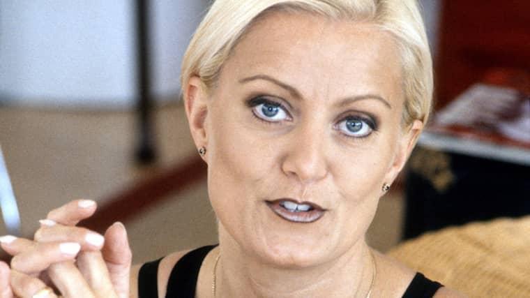 Carina Jaarnek är död. Hon blev 53 år gammal. Foto: ULLA ALDERIN