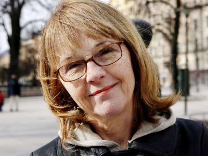 För drygt ett år sen berättade Bodil Malmsten att hon drabbats av cancer. Foto: Cornelia Nordström
