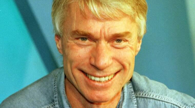 SVT-sportens Jan Svanlund avled på Karolinska universitetssjukhuset under natten till lördagen. Dottern Lisa Svanlund har inget att anmärka på Karolinskas insats, men hon är mycket kritisk till flera andra vårdinstanser. Foto: SVT