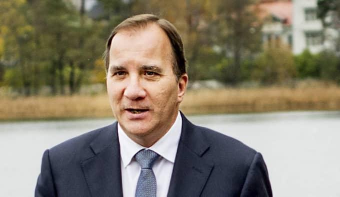 När Stefan Löfven meddelade att han tänker utlysa nyval gjorde han även klart att Socialdemokraterna och Miljöpartiet kommer att gå till val på sin gemensamma budgetplattform. Foto: Jens L'Estrade
