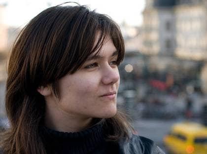 """DEUNGASFAVORIT. """"Jag tror att det behövs en yngre röst i parlamentet"""", säger Piratpartiets Amelia Andersdotter, 21, som om Demoskops mätning står sig tar plats i EU. Foto: PIRATPARTIET"""