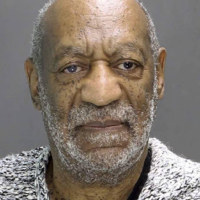 Polisen har släppt Bill Cosbys så kallade mugshot.
