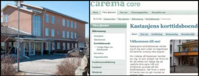 """Skandalerna kring Carema Care fortsätter. Nu medger företaget att man väger de boendes blöjor. """"Bara de första dagarna"""", säger affärsområdeschefen Kerstin Stålskog."""