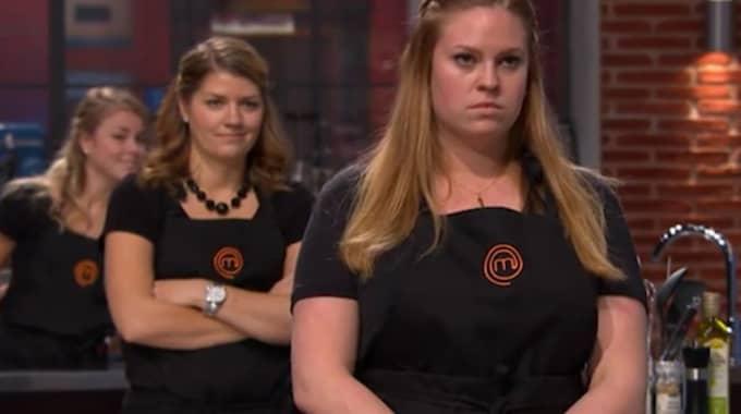 """Leif Mannerström chockade deltagarna i """"Sveriges mästerkock"""" när hans ingredienser bestod av inälvor. Foto: TV4"""