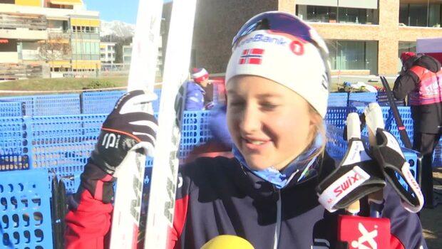 """Flugsta Östberg: """"Saknar Johaug"""""""
