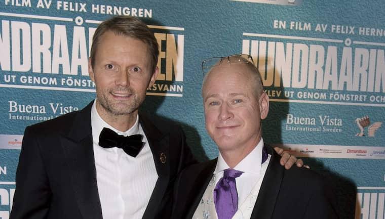 """Felix Herngrens film är nominerad till priset för """"Bästa smink och hår"""" på supergalan i Los Angeles. Foto: Sven Lindwall"""