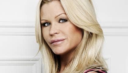 Linda Rosing har blivit mamma igen. Foto: Mikael Sjöberg