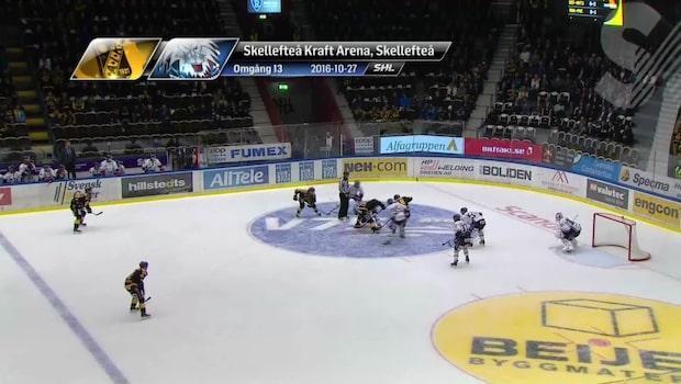 HIGHLIGHTS: Skellefteå-Linköping 4-1
