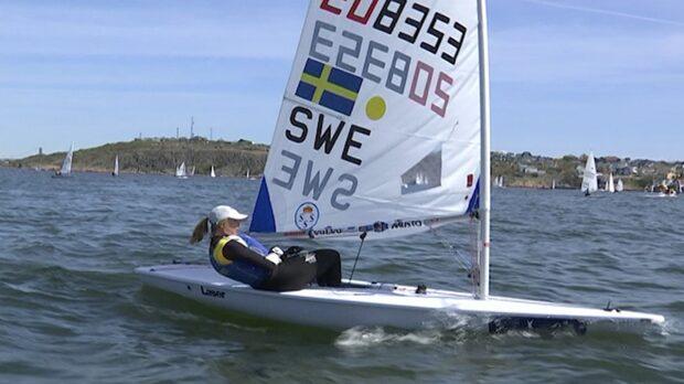 Möt ett av våra svenska OS-hopp
