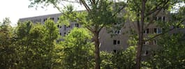 Nio hus för det bombade Berlin