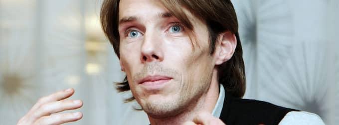 """Ola Lindholm berättar nu själv om de knarkmisstankar som riktas mot honom. """"Jag är inte orolig. Jag vet att jag inte tagit någon form av narkotika"""", säger SVT-profilen i ett pressmeddelande. Foto: Olle Sporrong"""