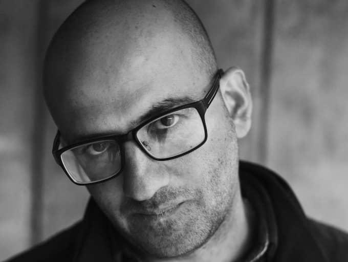 Författaren och journalisten Duraid Al-Khamisi. Foto: Sofia Runarsdotter