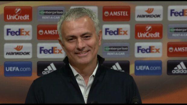 """Mourinho efter Europa League-mötet: """"Vi förtjänade att vinna"""""""