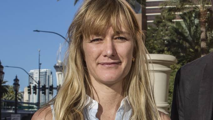 Expressens Anne-Sofie Näslund avslöjar sanningen om hur det är i Los Angeles. Foto: Axel Öberg