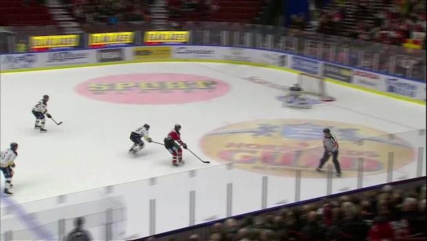 Malmö tog enkel seger mot HV71 - vann med 4-0