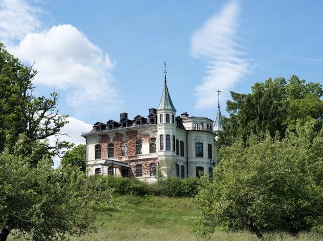 Hägerstads slott hemnet