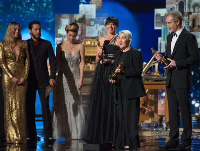 """""""Mad Max: Fury road"""" prisades på Oscarsgalan. Foto: Rex/Shutterstock"""
