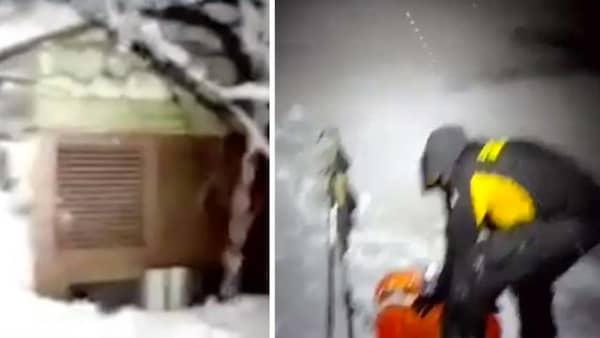 Minst 53 doda i turkisk lavinolycka