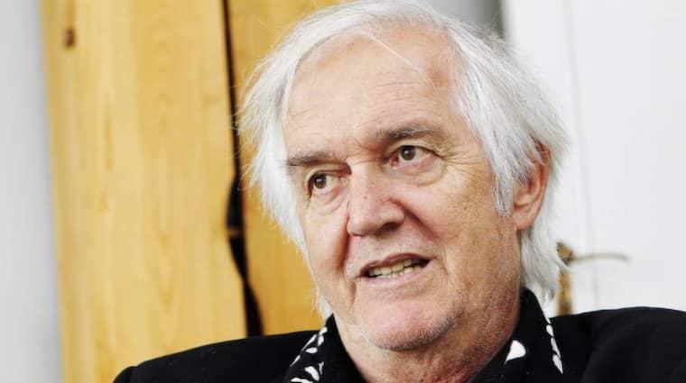Henning Mankell, som är en av landets mest lästa författare och aktuell med en ny tv-serie för SVT, skriver själv i Göteborgs-Posten att han fått en cancerdiagnos. Foto: Cornelia Nordström