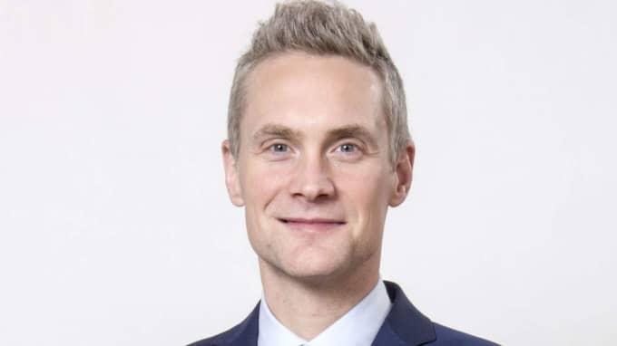 Mattias Larsson Foto: Tomas Leprince