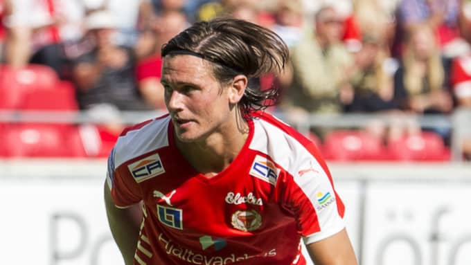 Marcus Antonsson gjorde Kalmar FF:s enda mål. Foto: Suvad Mrkonjic