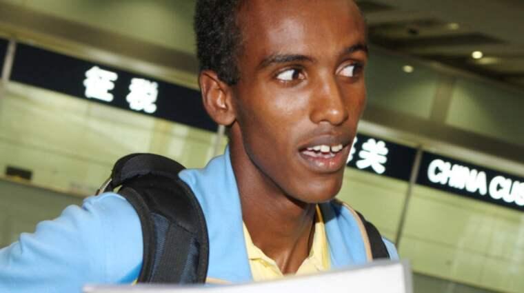 Mustafa Mohamed Foto: Thomas Engstrom