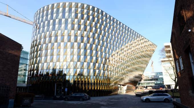 Karolinska institutets aula. Foto: Fredrik Sandberg/Tt