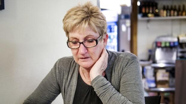 Berit, 71, berättar om huliganattacken