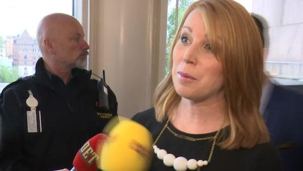 Rekordsiffror för Annie Lööf och Centerpartiet