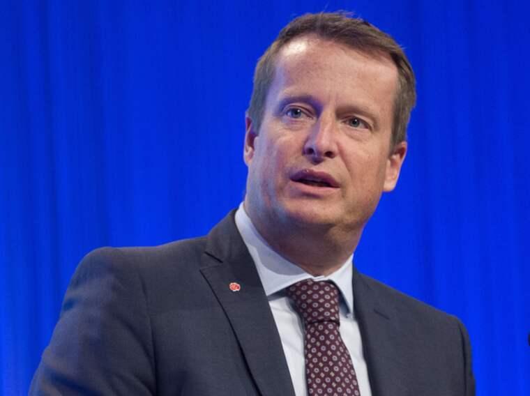 """""""Det är djupt oroande att det finns krafter som vill tysta det fria ordet"""", säger inrikesminister Anders Ygeman. Foto: Sven Lindwall"""