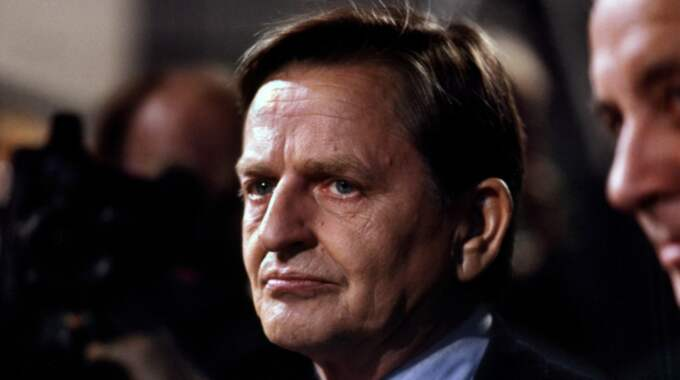 Olof Palme. Foto: Svt Bild/Tv4