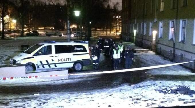 Den svenska medborgaren misstänks för mordförsök i Norge. Foto: Jesper Nordahl Finsveen/Dagbladet