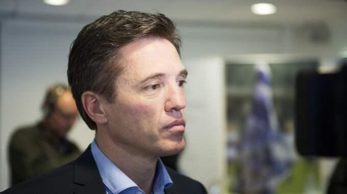 Blåvitts sportchef Mats Gren. Foto: Jonas Tobin