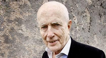 Nils Petter Sundgren. Foto: Cornelia Nordström