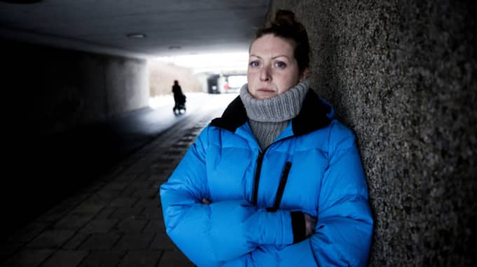 Knappt två veckor innan Pernilla Pålsson skulle släppas från Ystadsanstalten dog hennes fästman. Men trots att en vän hörde av sig till anstalten och berättade om dödsfallet kom informationen aldrig fram till Pernilla. När hon släpptes fri väntade hon förgäves på fästmannen. Foto: Tomas Leprince