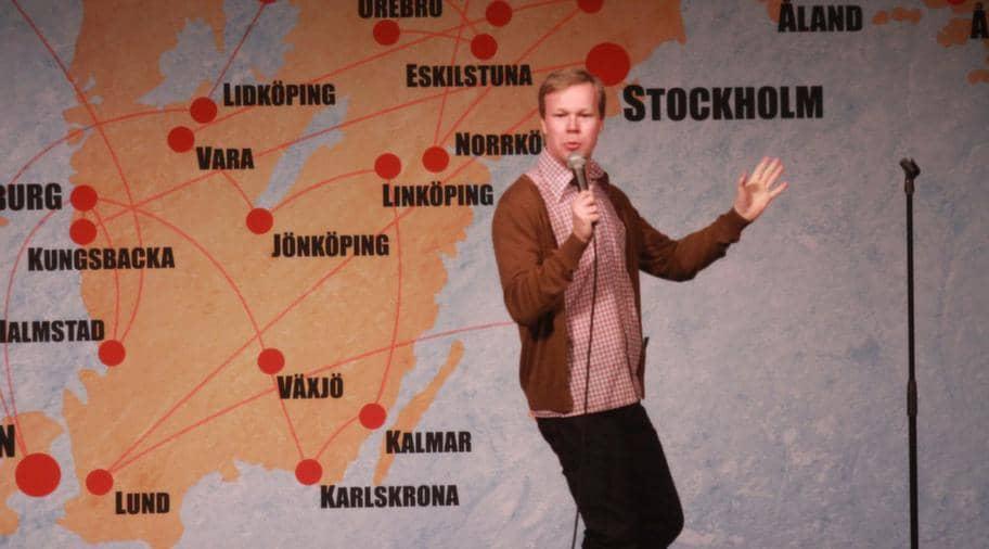 recensioner slampa rövsex i Stockholm