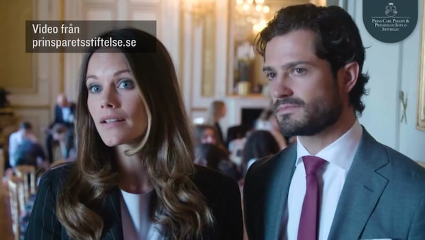Prinsessan Sofia berättar om näthatet