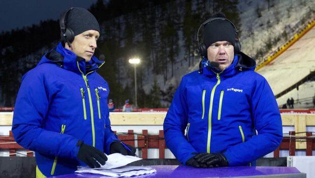 Protester mot SVT-profilens lyxvillor