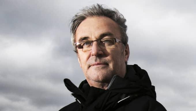 "Ralf Edström kallar Henrik Schyfferts pik för ""billig"". Foto: Jan Wiriden"