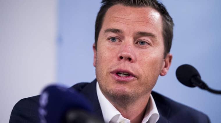"""""""Det har legat ett förslag till honom i mer än ett år som han tackat nej till"""", säger sportchef Daniel Andersson - 760"""
