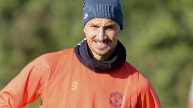 Zlatans nya lyxliv på landet