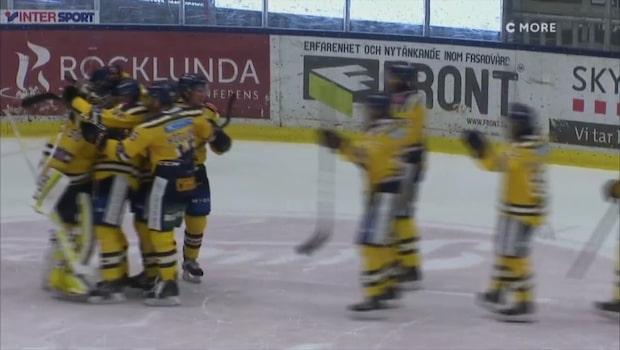 Anton Holm matchhjälte mot Västerås